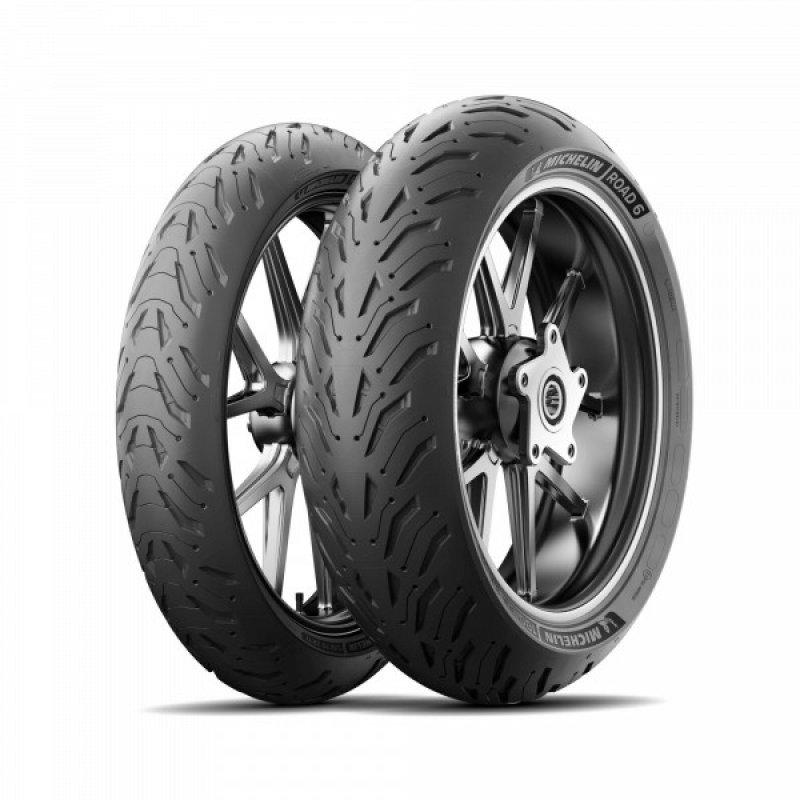 120/70ZR17 58W Michelin Pilot Power 3