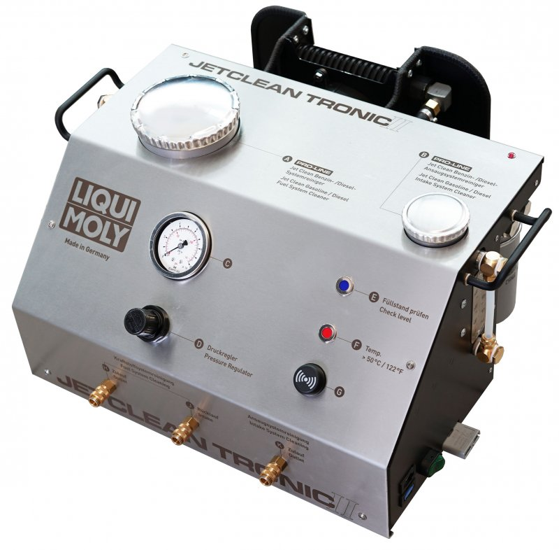 Liqui Moly JetClean Tronic 2